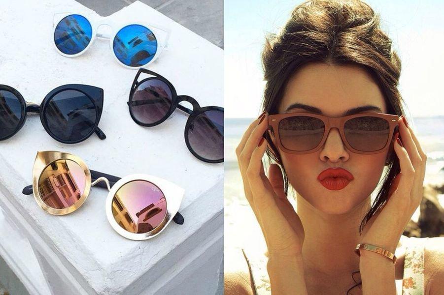 Comment choisir ses lunettes de soleil selon la forme de son visage ... 4fa845bd5f58